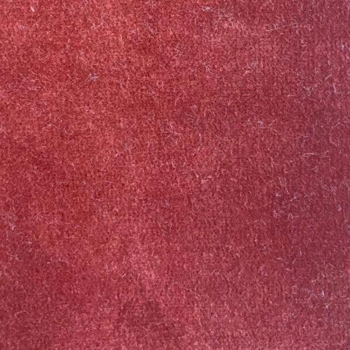 Up Sofas Velvet Oxide Red