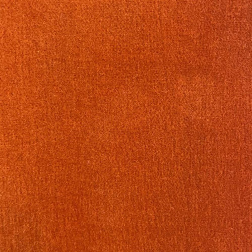 Up Sofas Velvet Volcano Orange