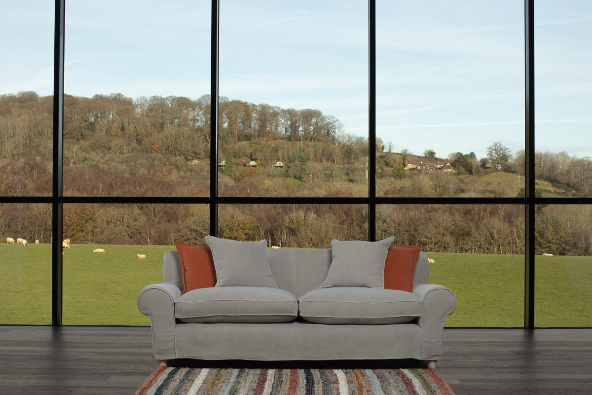 Winslow Sofa made by UP Sofa Makers