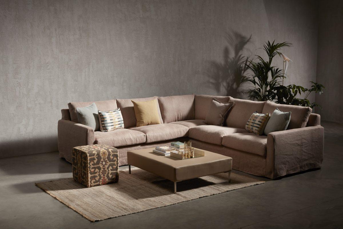 Corner Sofa made by UP Sofa Makers
