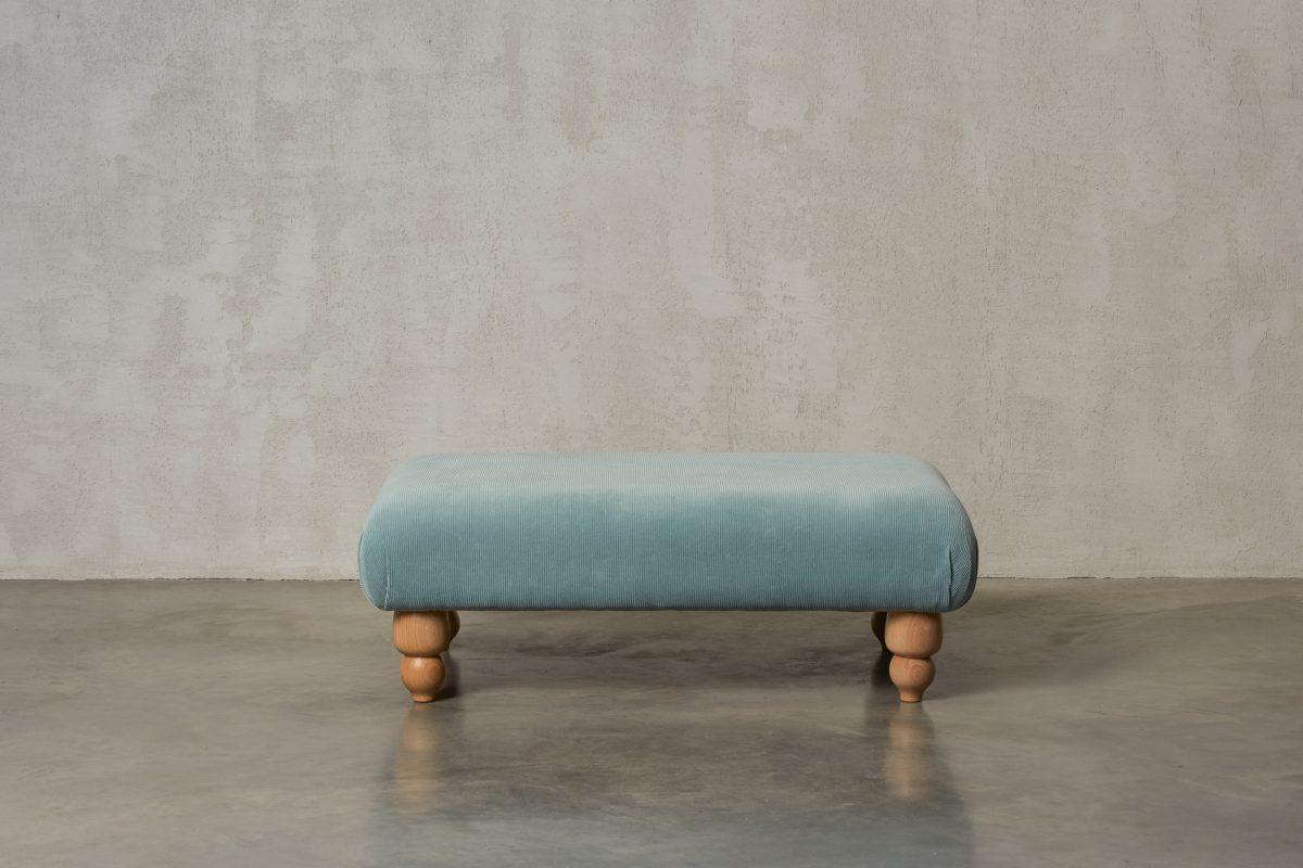 Foot stool made by UP Sofa Makers
