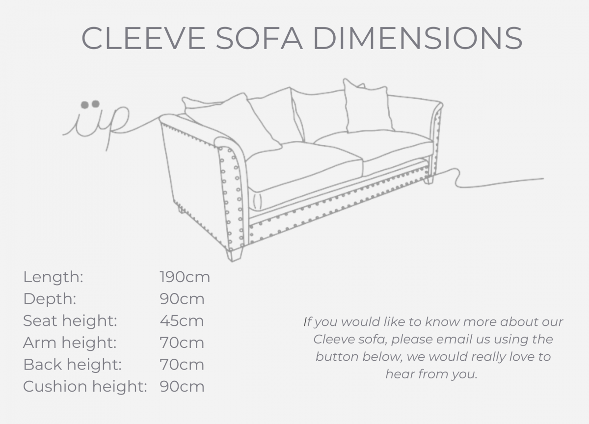 Cleeve sofa dimensions (1)