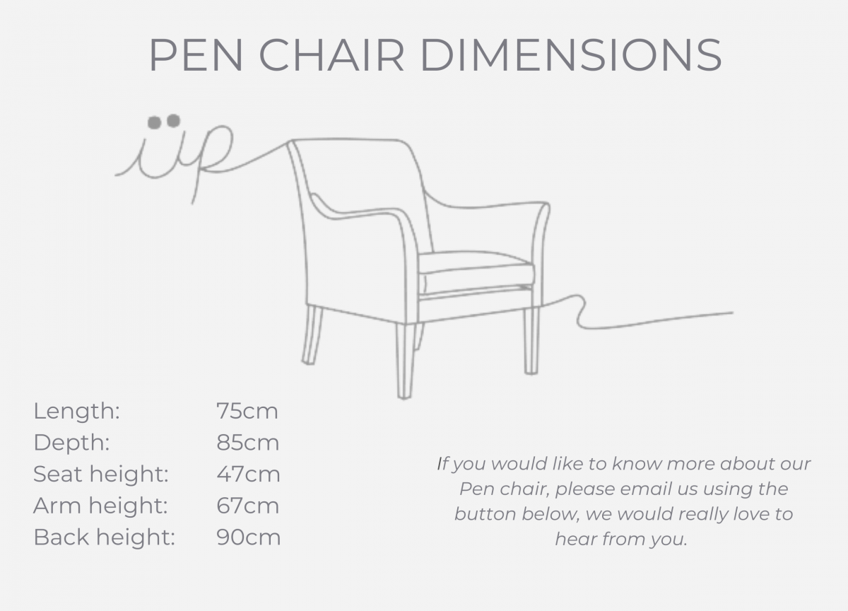 PEN CHAIR dimensions (1)
