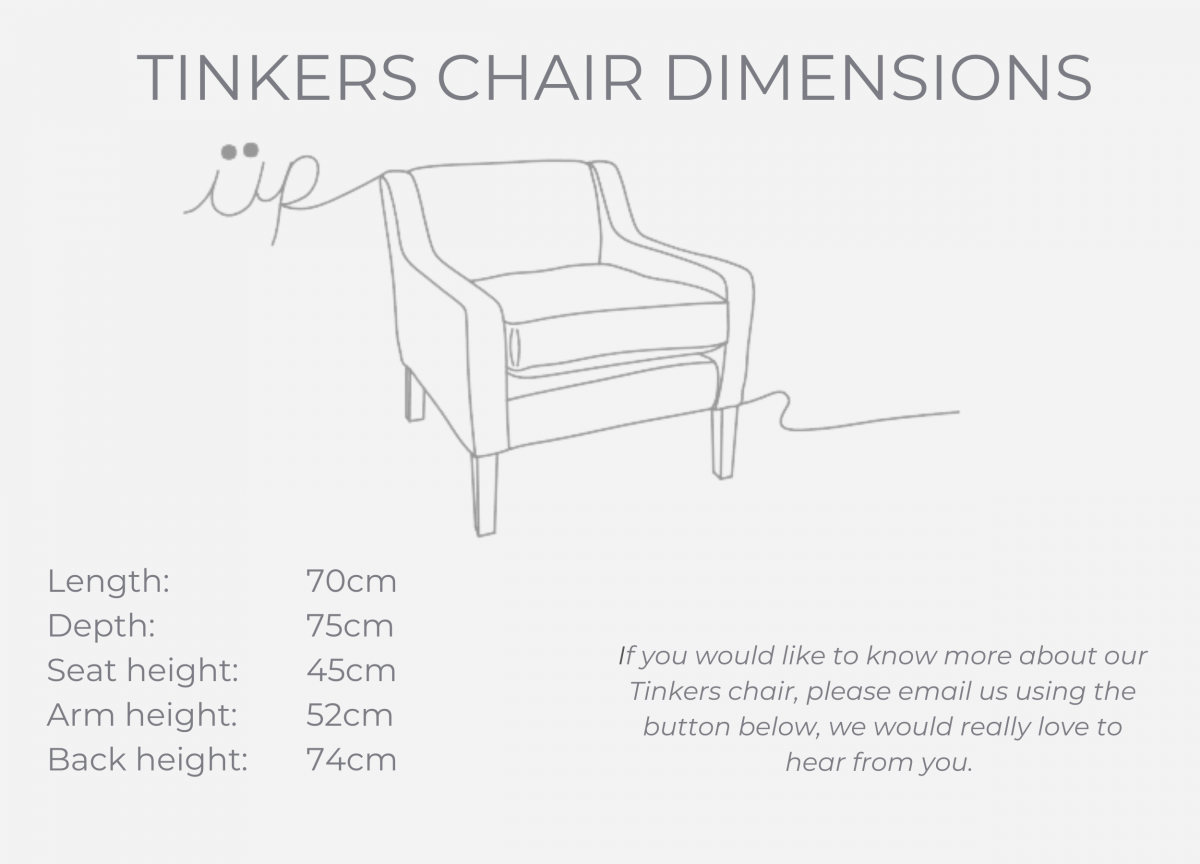 TINKERS CHAIR dimensions