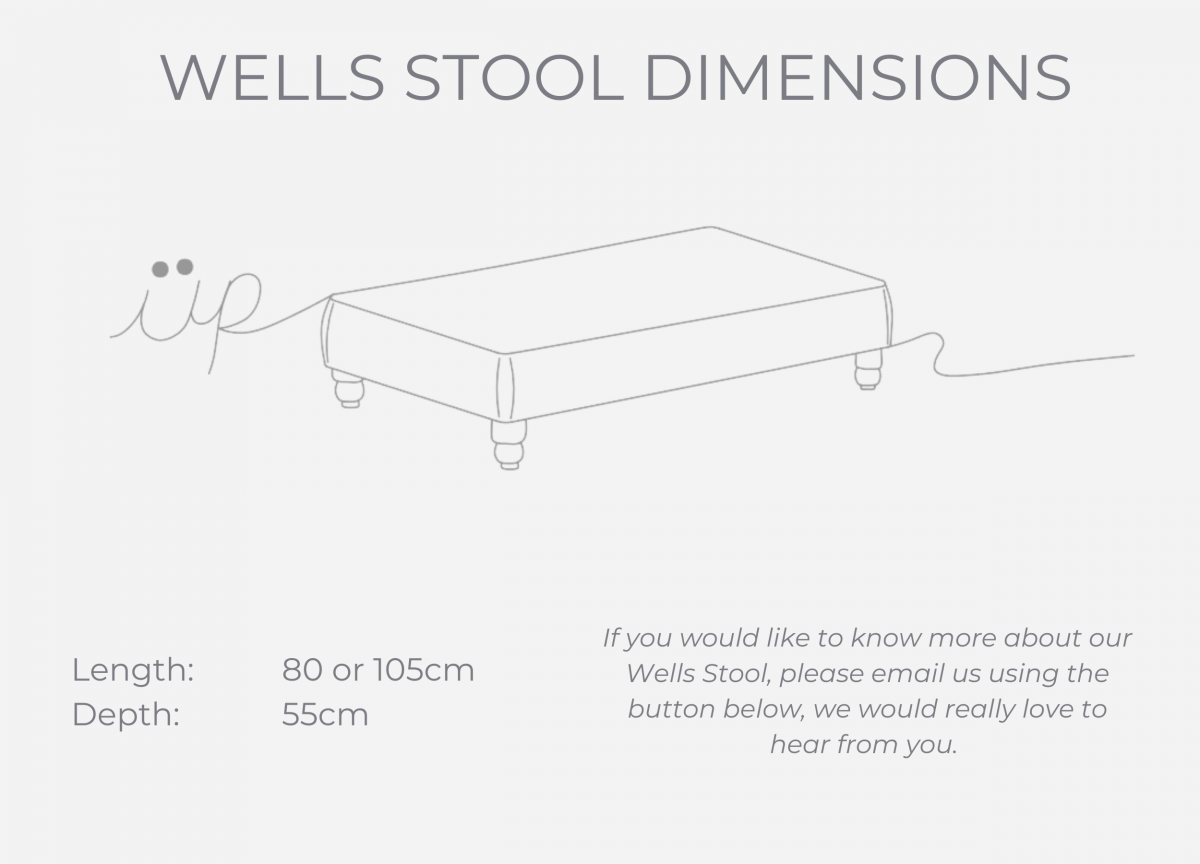 Wells Stool dimensions (1)