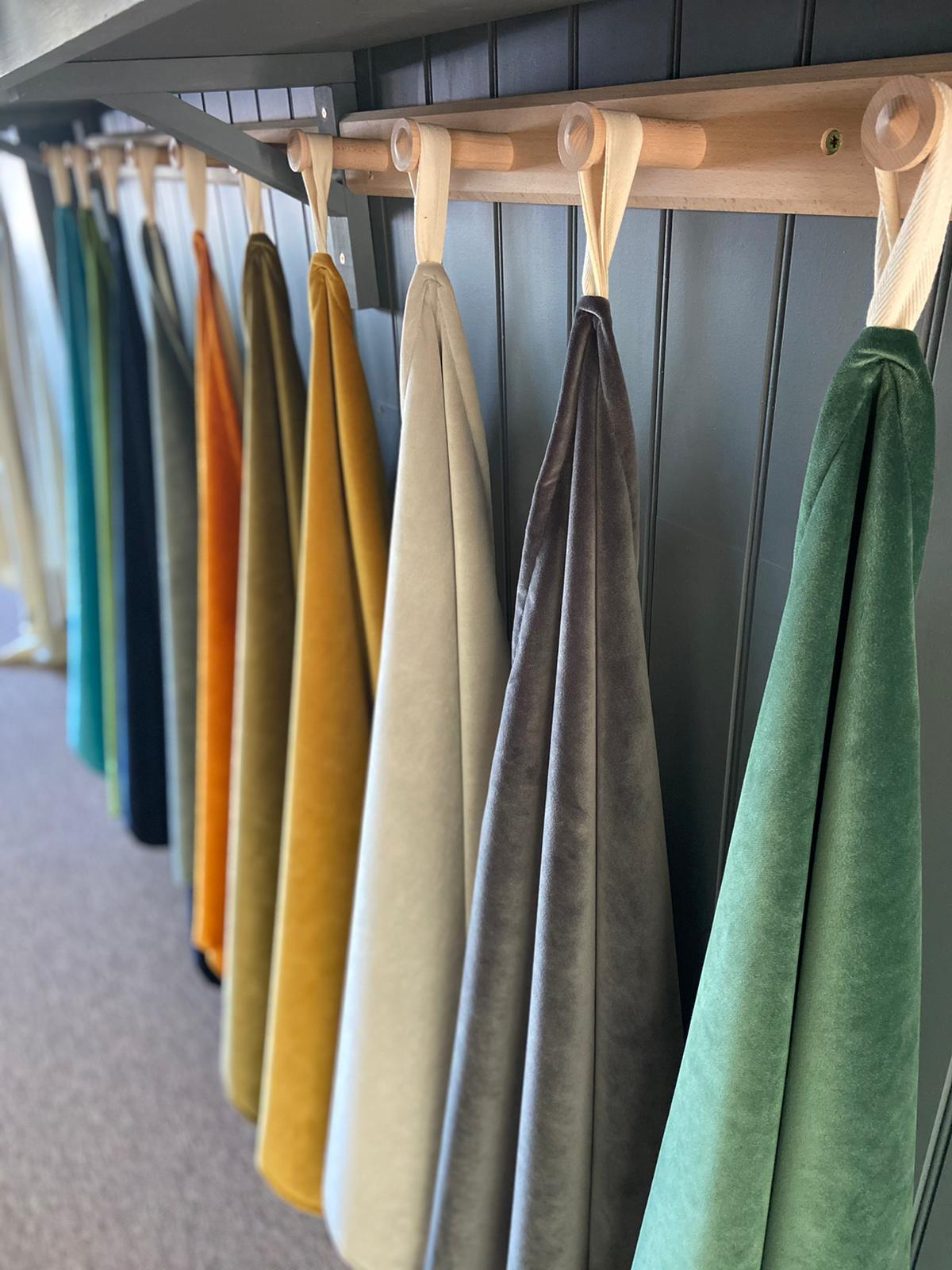 Linwood Fabrics in the up fabric library